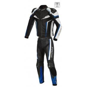 Kombinezon motocyklowy BUSE Mille czarno-niebieski 56