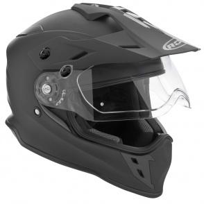 Kask motocyklowy ROCC 780 czarny mat