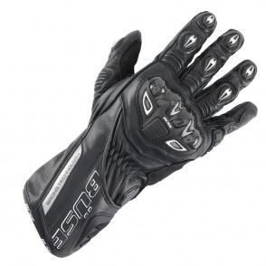 Rękawice motocyklowe BUSE Donington Pro czarne