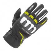 Rękawice motocyklowe BUSE Open Road Sport czarno-neonowe
