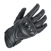 Rękawice motocyklowe BUSE Cafe Racer czarne