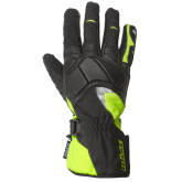 Rękawice motocyklowe BUSE Nordkapp czarno-neonowe