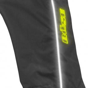 Spodnie motocyklowe przeciwdeszczowe BUSE czarne