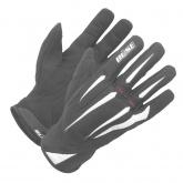 Rękawice motocyklowe dziecięce BUSE G-MX Pro czarno-białe