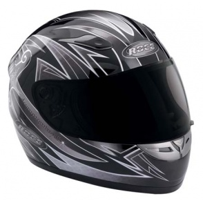 Kask motocyklowy ROCC Warrior szary