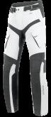 Spodnie motocyklowe BUSE Open Road Evo biało-czarne