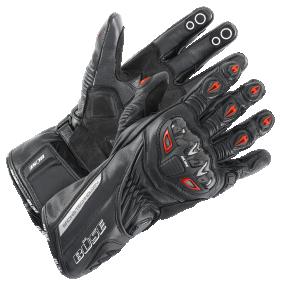 Rękawice motocyklowe BUSE Donington czarne