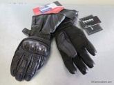 Rękawice motocyklowe BUSE Monsoon Stx czarne 09