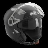 Kask motocyklowy ROCC 120 czarny matowy