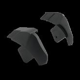 Zaślepki części szczękowej kasku ROCC 150 (para)