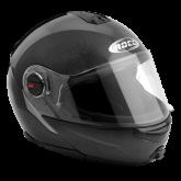 Kask motocyklowy ROCC 680 czarny połysk