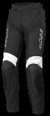 Spodnie motocyklowe skórzane BUSE La-Guna czarno-białe
