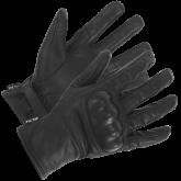 Rękawice motocyklowe BUSE Black Ride czarne