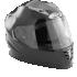 Kask motocyklowy ROCC 480 czarny połysk