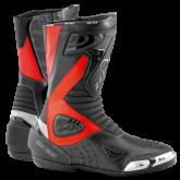 Buty motocyklowe BUSE Sport czarno-czerwone