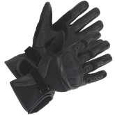 Rękawice motocyklowe damskie BUSE Solara czarne