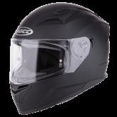 Kask motocyklowy ROCC 330 czarny mat M