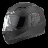 Kask motocyklowy ROCC 410 czarny mat L