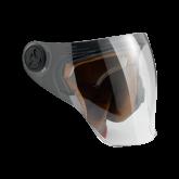 Wizjer do kasku ROCC 150 przeźroczysty