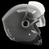 Kask motocyklowy ROCC 120 tytanowy matowy