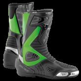 Buty motocyklowe BUSE Sport czarno-zielone