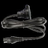 gniazdo 12V mit Kabel 10AH
