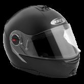 Kask motocyklowy ROCC 680 czarny matowy