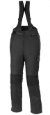 Spodnie motocyklowe dziecięce z szelkami BUSE czarne
