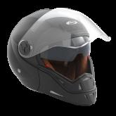 Kask motocyklowy ROCC 150 czarny mat S