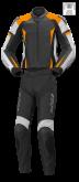 Kombinezon motocyklowy BUSE La-Guna czarno-pomarańczowy