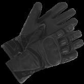Rękawice motocyklowe damskie BUSE Ascari czarne