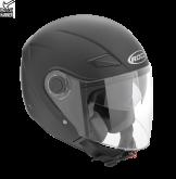 Kask motocyklowy ROCC 231 czarny mat M