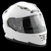 Kask motocyklowy ROCC 480 biały połysk