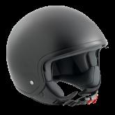 Kask motocyklowy ROCC 190 czarny matowy