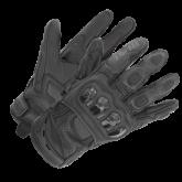Rękawice motocyklowe BUSE Right Turn czarne