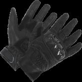 Rękawice motocyklowe BUSE Carbon Ride czarne