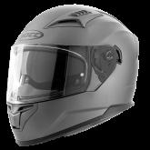 Kask motocyklowy ROCC 330 tytanowy mat M