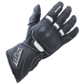 Rękawice motocyklowe BUSE Speed czarno-białe
