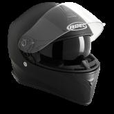 Kask motocyklowy ROCC 430 czarny matowy