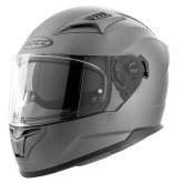 Kask motocyklowy ROCC 330 tytanowy mat XL