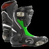 Buty motocyklowe BUSE GP Pro zielone
