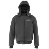 Bluza z membraną BUSE Hoody Spirit czarna 5XL