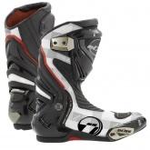 Buty motocyklowe BUSE GP Pro Limited czarno-białe
