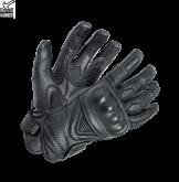 Rękawice motocyklowe BUSE Cafe Racer czarne 10