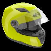 Kask motocyklowy ROCC 320 neonowy XL