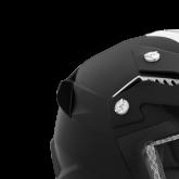 Odpowietrznik do kasku ROCC 720 czarny matowy