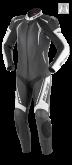 Kombinezon motocyklowy BUSE Silverstone Pro czarno-biały 58
