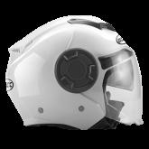 Kask motocyklowy ROCC 280 biały połysk S